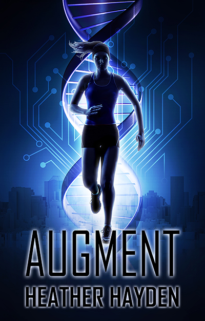 Cover Reveal: Augment
