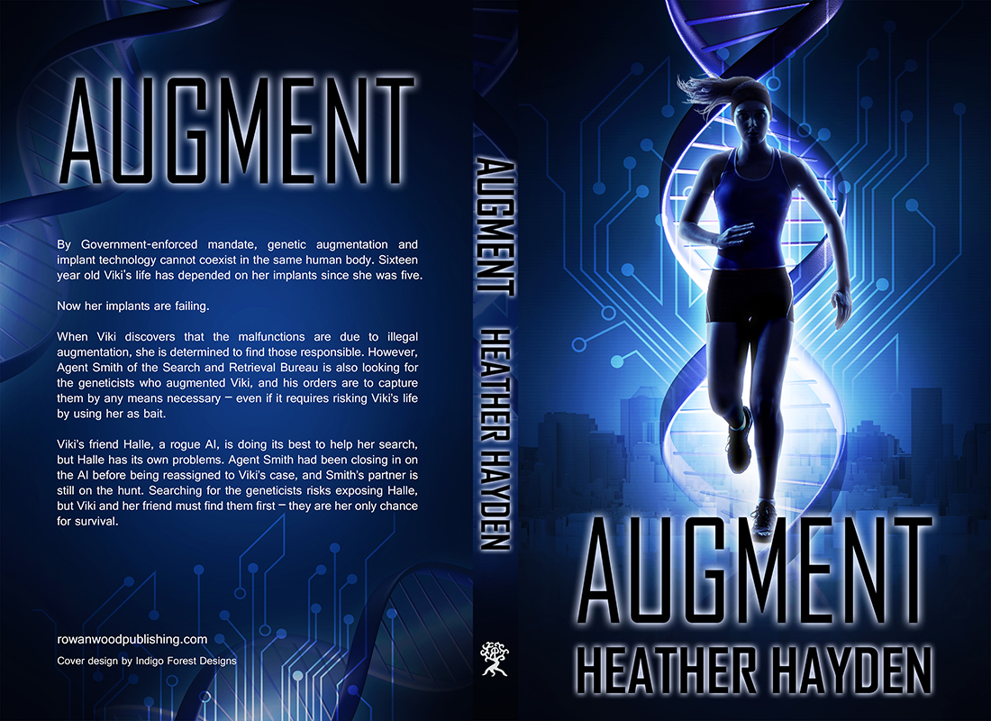 Full Cover Reveal: Augment